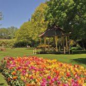 Leighton Gardens in Spring